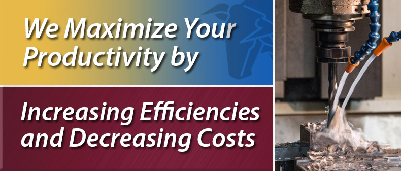 Maximize Your Productivity, Decrease Your Costs